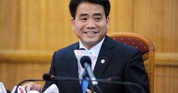 Ông Nguyễn Đức Chung bị tạm đình chỉ vì liên quan đến 3 vụ án nào?