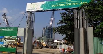 Dừng chuyển nhượng căn hộ tại dự án Đức Long Golden Land