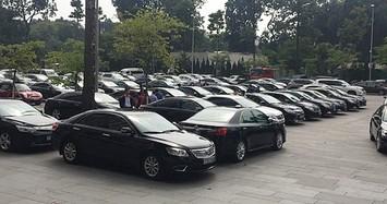 Cấm sử dụng vốn vay ODA để mua ôtô