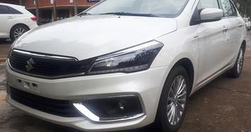 Cận cảnh Sedan giá rẻ Suzuki Ciaz 2020 vừa về Việt Nam