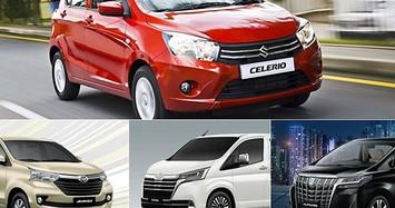 Điểm danh các thương hiệu trong top ôtô ế chổng vó tại Việt Nam