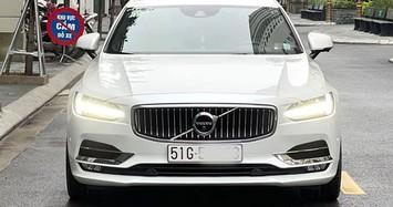 Xe sang Volvo S90 Inscription chạy 4 năm lỗ 1 tỷ