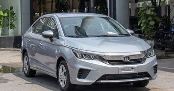 Doanh số Honda City 2021 tại Việt Nam giảm mạnh