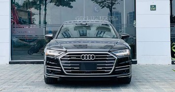 Chi tiết Audi A8L 2021 hơn 7 tỷ đồng