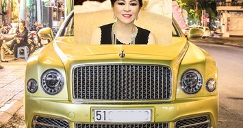 Nữ đại gia Nguyễn Phương Hằng đang chạy siêu xe gì?