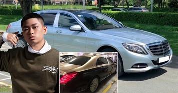 Thiếu gia Việt bán xe Maybach tiền tỷ để ủng hộ quỹ vaccine Covid-19