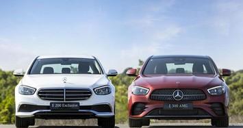 Mua Mercedes GLC và E-Class được miễn phí 2 năm bảo dưỡng