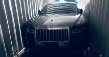 Cận cảnh Rolls-Royce Ghost thế hệ mới vừa có mặt ở Việt Nam