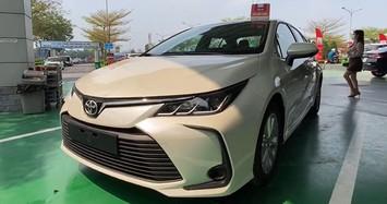 Toyota Corolla Altis 2022 có gì mới?