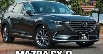 Cận cảnh Mazda CX-9 2021 đẹp mê ly giá  từ 1,70 tỷ