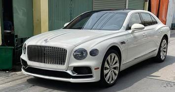 Chi tiết xe sang Bentley Flying Spur First Edition hơn 18 tỷ của đại gia Hải Phòng