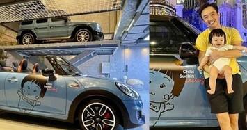 Điểm danh các rich kid được bố mẹ mua cho siêu xe từ nhỏ