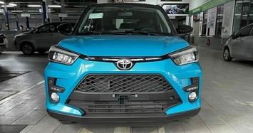 Xem SUV đô thị giá rẻ của Toyota từ 450 triệu đồng
