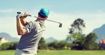 Đau bả vai khi chơi golf – Nguyên nhân và cách khắc phục