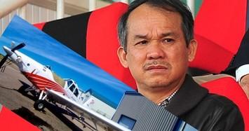 Sống nhờ vào Thaco, bầu Đức lấy đâu ra 1,3 triệu USD mua máy bay để đi làm nông?