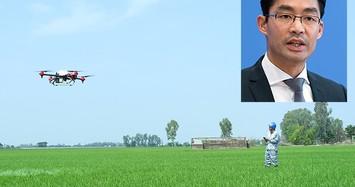 Chuyện đại gia Lộc Trời mời cựu Phó thủ tướng Đức bán nông sản