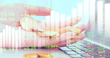 Nhóm ngân hàng tiếp tục 'cứu' thị trường, VN-Index tăng 1 điểm