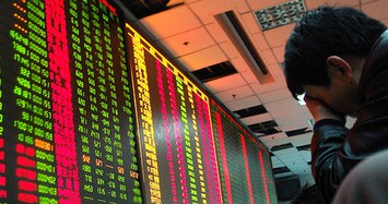 VN-Index bay 25 điểm, cổ phiếu ngân hàng bị bán tháo