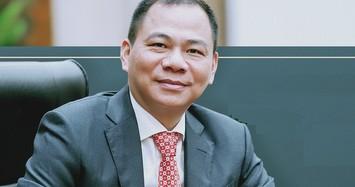 Forbes công bố tỷ phú Phạm Nhật Vượng là nhà từ thiện hào phóng châu Á
