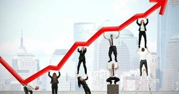 VN-Index chạm mốc 990 điểm