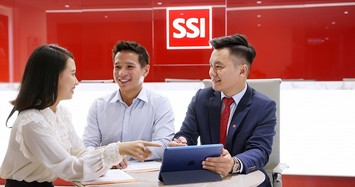 Công ty mẹ SSI chốt lãi gần 280 tỷ đồng từ khoản đầu tư HPG, FPT, TCB, VPB, MBB