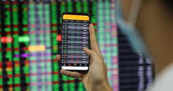 Ngân hàng bứt phá mạnh kéo VN-Index tăng gần 10 điểm trước kỳ lễ 30/4