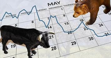 VNDirect: VN-Index có thể về ngưỡng 1.160 điểm trong tháng 'Sell in May'