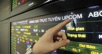 Nhà đầu tư lưu ý khi giao dịch 158 cổ phiếu bị cảnh báo trên sàn UpCom
