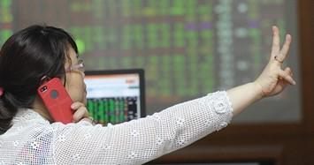 Nhóm ngân hàng bị chốt lời, VN-Index vẫn tăng 10 điểm nhờ chứng khoán