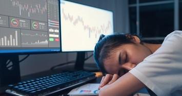 Lực bán áp đảo khiến VN-Index mất gần 11 điểm