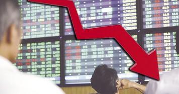 VN-Index chấm dứt chuỗi tăng, 'Bank, chứng, thép' bị chốt lời mạnh