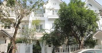 Loá mắt biệt thự màu trắng, có sân vườn trong MV vừa ra mắt của Quang Hà