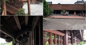 Cận cảnh loạt nhà gỗ lim tiền tỷ của giới nhà giàu Việt