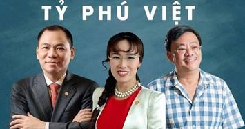 Tài sản của các tỷ phú Việt biến động theo Covid-19 như nào?