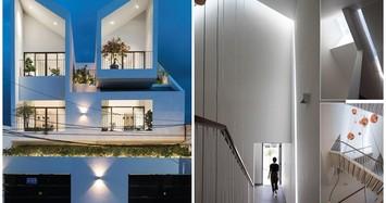 Thiết kế độc đáo của ngôi nhà thú vị ở Tây Ninh