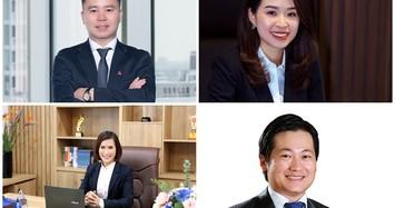 Soi khối tài sản khủng của 4 chủ tịch ngân hàng thế hệ 8X