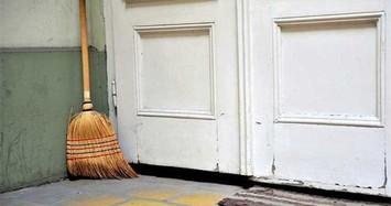 Vị trí đặt chổi trong nhà khiến cho gia chủ hao tài tán lộc