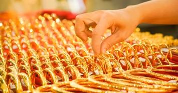 Giá vàng hôm nay: Giá vàng quay đầu tăng trở lại