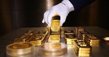Giá vàng hôm nay tăng trở lại