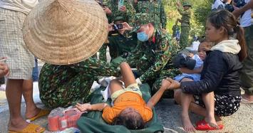 Điều kỳ diệu ở Quảng Nam: 33 người bị vùi lấp ở Trà Leng còn sống