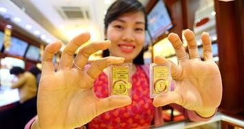 Giá vàng hôm nay 16/9: Đang đứng ở mức 55,25 triệu/lượng