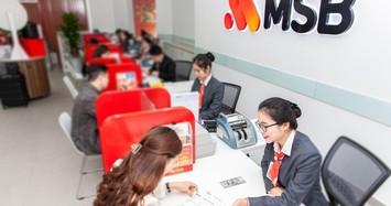 MSB chào sàn HOSE ngày 23/12 giá tham chiếu 15.000 đồng/cổ phiếu