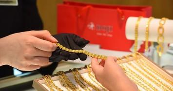 Giá vàng tăng, giảm bất thường do gói kích thích kinh tế 1.900 tỉ USD của Mỹ