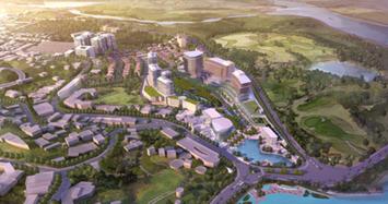 Đại gia Nguyễn Cao Trí bất ngờ lộ diện tại siêu dự án 25.000 tỷ Sài Gòn - Đại Ninh