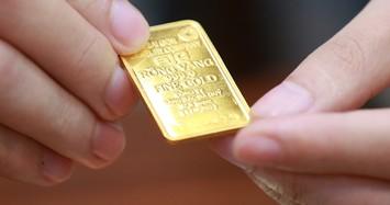 Giá vàng trong nước và thế giới tiếp đà lao dốc