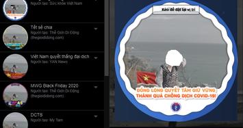 Bộ Y tế kêu gọi thay ảnh đại diện trên mạng xã hội để cổ vũ phòng, chống dịch COVID-19