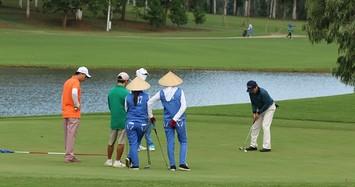 TP Hà Nội tạm dừng hoạt động các sân golf để chống dịch