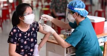Người dân TP.HCM chưa tiêm vaccine mũi 1 hãy nhắn qua tổng đài 8066