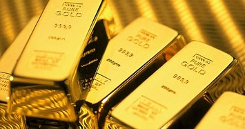 Giá vàng hôm nay: Giá vàng trong nước tăng, thế giới giảm mạnh
