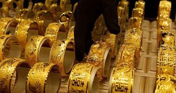 Giá vàng hôm nay: Giá vàng trong nước giảm mạnh